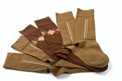 Man's socks Stock Photos
