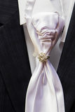 Man's style, dressing, suit, shirt, tie Stock Image