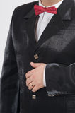 Man's suit. Royalty Free Stock Photography
