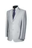 Man's suit isolated Stock Photos