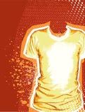 Man's t-shirt. Royalty Free Stock Photo