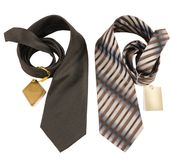 Man's tie. Stock Images