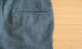 Man's trouser Stock Photography