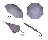 Man's umbrella Stock Images