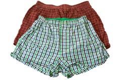 Man's underwear Royalty Free Stock Photos