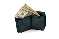 Man's wallet Stock Image