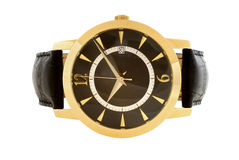 Man's watch Stock Image