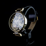 Man's watch. Luxury goods Royalty Free Stock Images