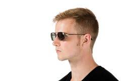 Man with shades Royalty Free Stock Photo