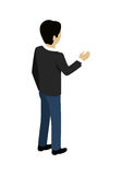 Man Shaking Hands Royalty Free Stock Photography