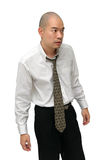 Man with shirt & tie Royalty Free Stock Image