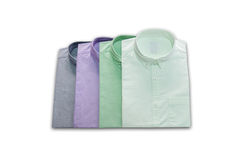 Man shirts Royalty Free Stock Images