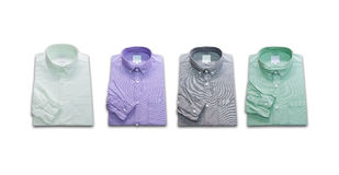 Man shirts Royalty Free Stock Image