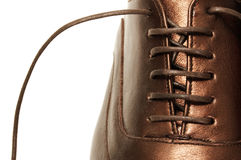 Man shoe Stock Images