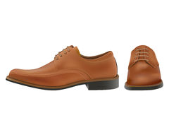 Man shoes Stock Images