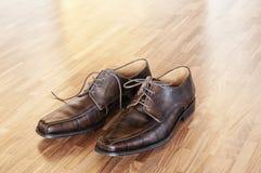 Man shoes Stock Photos