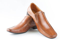 Man shoes Stock Image