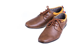 Man shoes Royalty Free Stock Photography