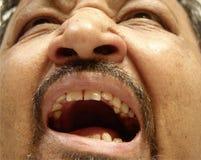 man shout Stock Images