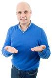 Man showing Stock Photos