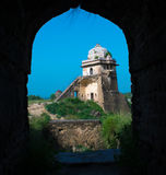Man Singh Haveli in Rohtas Fort Royalty Free Stock Photography