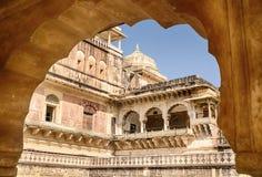Man Singh Palace Royalty Free Stock Photography