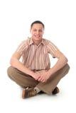 Man sitting royalty free stock photography