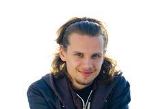 man smiling Στοκ φωτογραφία με δικαίωμα ελεύθερης χρήσης