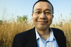 Man smiling Stock Photos
