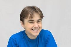 Man smiling Royalty Free Stock Image