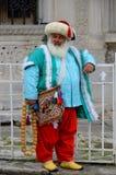 Man som kläs som en ottoman Arkivbilder