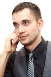 Man speaking on phone Royalty Free Stock Photo