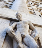Man statue Stock Images