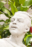 Man statue Royalty Free Stock Images