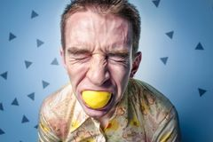 Man, Stress, Male, Face, Adult Royalty Free Stock Photo