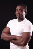 Man in studio Stock Image