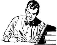 Man Studying Stock Photos