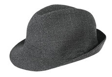 Man Style Hat Royalty Free Stock Images