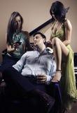 A man of success Royalty Free Stock Photos