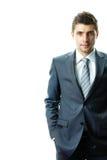 Man in suit Stock Photos