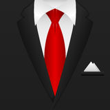 Man suit background Stock Photography