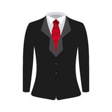 Man suit design. Illustration eps10 graphic Stock Photo