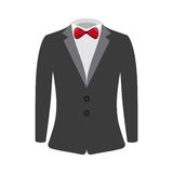 Man suit design. Illustration eps10 graphic Royalty Free Stock Image