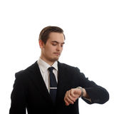 Man in suit Royalty Free Stock Images