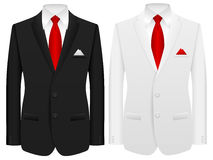 Man suit Stock Photography