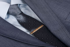 Man suit and tie Stock Photos