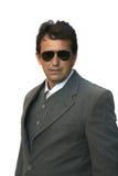 Man in sunglasses Stock Image