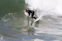 Man surfing Stock Image