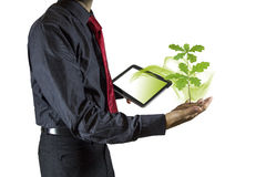 Green economy Royalty Free Stock Photos