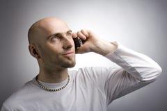 Man talking Stock Images